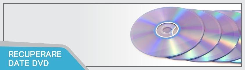 RECUPERARE DATE DVD