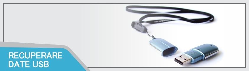 RECUPERARE DATE USB